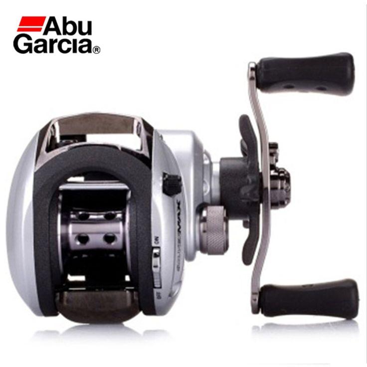 Abu Garcia Left Rght hand Carretilha Bait casting Fishing Reel Gear Magnetic Brake System 6BB 6.4:1 Bait Cast Fishing Coil Wheel