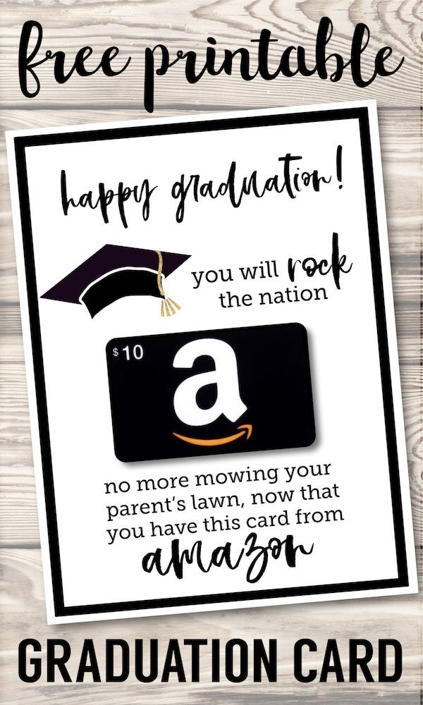 photo about Free Printable Funny Graduation Cards named No cost Printable Commencement Card Presents Do-it-yourself Commencement