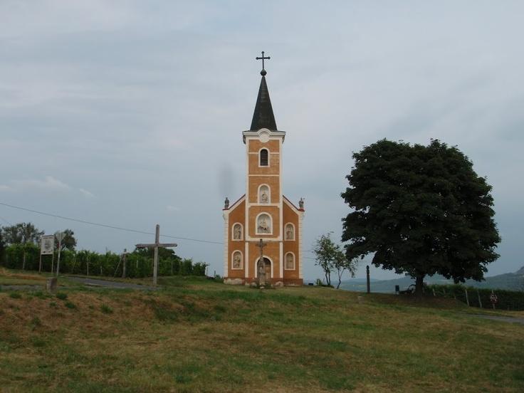 Szent Gyorgy Hegy, near lake Balaton, Hungary