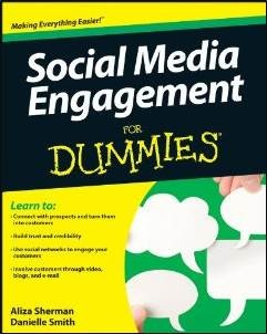 Social Media Engamgent for Dummies by Aliza Sherman and Danielle Smith! Awesome book!
