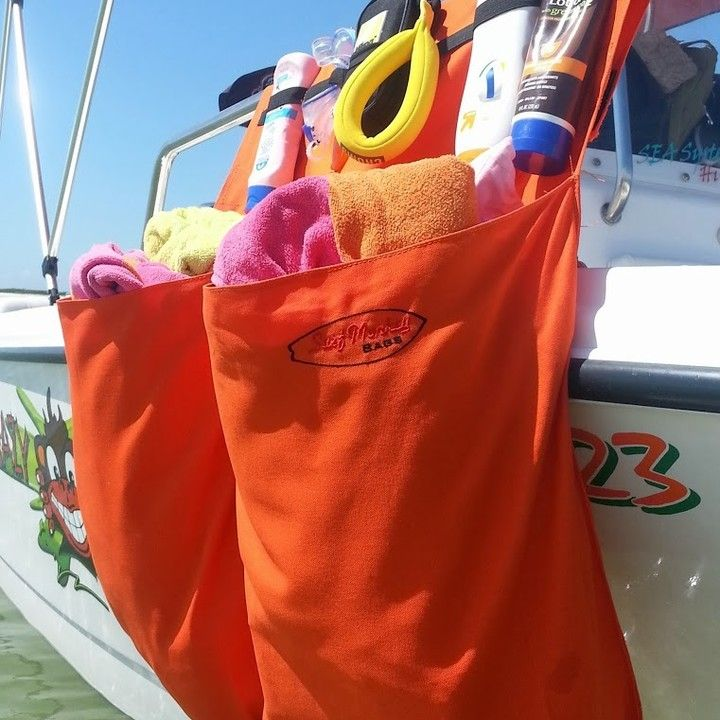 2 Pocket Boat Organizer Bag from SurfMonkey Bags for $43.40 on Square Market