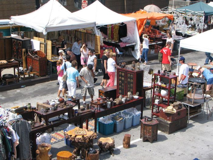 13 Must-Visit Flea Markets In Indiana Where You'll Find Awesome Stuff