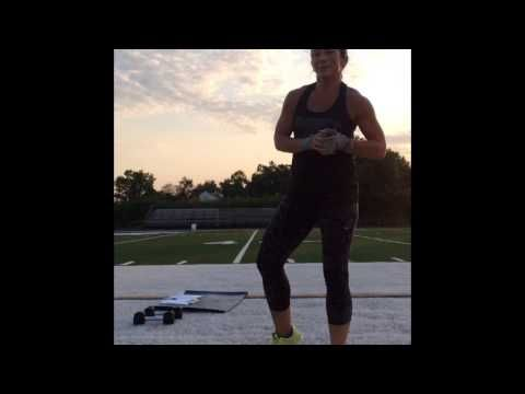 Total Body 3-in-1 FAT BURNING Workout! - YouTube