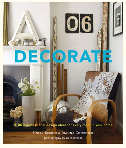 Design Resolutions For 2012 Holly Becker Interior BooksBook