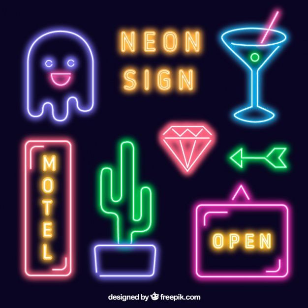 Image result for neon