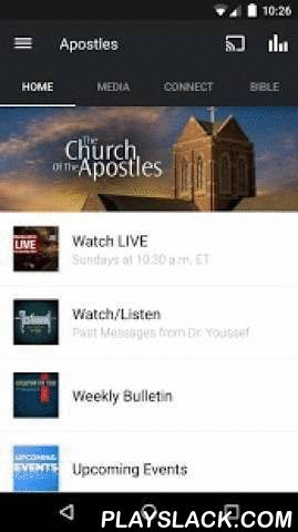 The Church Of The Apostles  Android App - playslack.com ,  Welcome to the official app for The Church of the Apostles! It is now easier than ever to connect to Apostles. Features of the app:- Access Sunday messages from Dr. Michael Youssef and other speakers- Be informed of upcoming events- Watch live Sunday services- Locate the church on a map- Connect to our Facebook page and Twitter account - Easily give onlineFor more information about The Church of the Apostles, please visit…