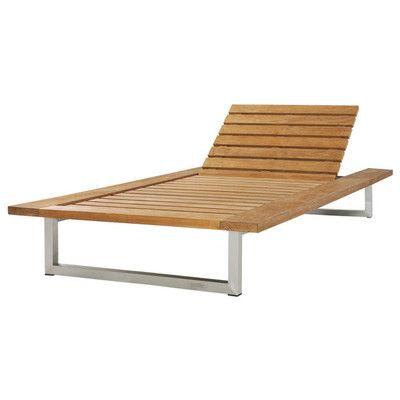Oko Chaise Lounge Stainless Steel: Grade 304 - http://delanico.com/chaise-lounges/oko-chaise-lounge-stainless-steel-grade-304-537254287/