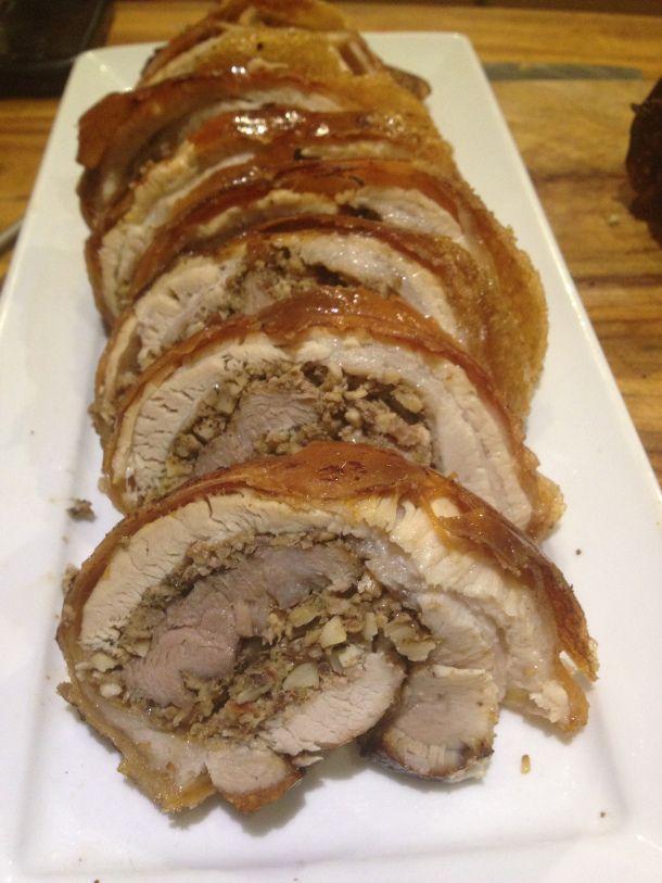 Rolled Pork Belly