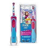 Amazon Angebote elektrische Zahnbürste Oral-B Stages Power Kids Elektrische Kinderzahnbürste, im die Eiskönigin - völlig…%#Quickberater%
