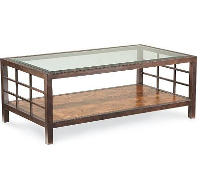 """Canyon Grove - Cocktail Table. 48"""" x 28"""""""