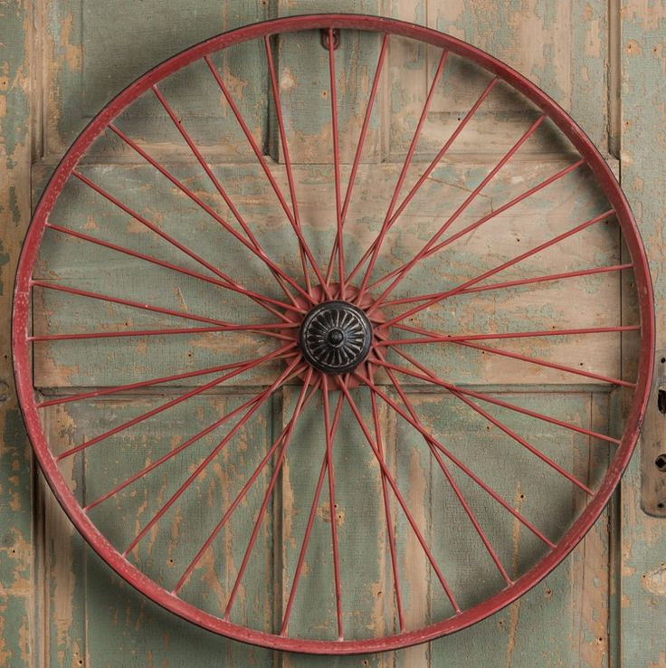 Wagon Wheel Wall Decor best 25+ bicycle wheel decor ideas only on pinterest | bicycle