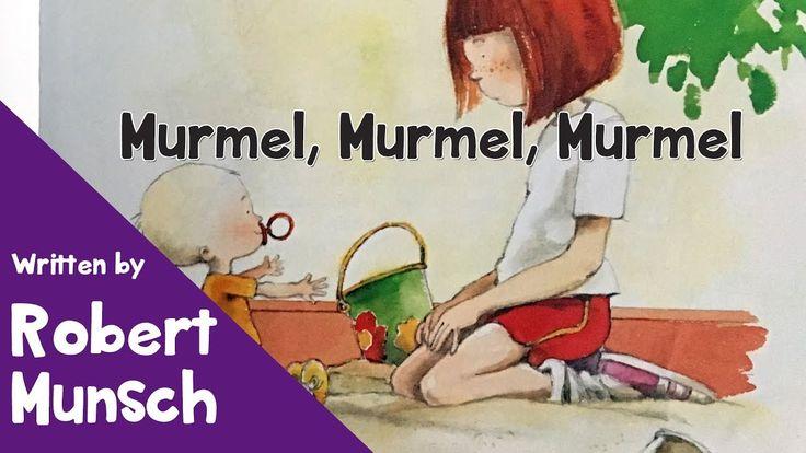 Murmel, Murmel, Murmel by Robert Munsch - Children's Book - YouTube