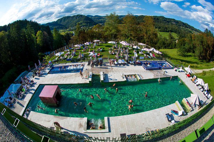 Zabava na bazenu, hotel Rimski dvor! #travelboutique #Slovenia #Rimsketerme #putovanje #odmor #relaksacija