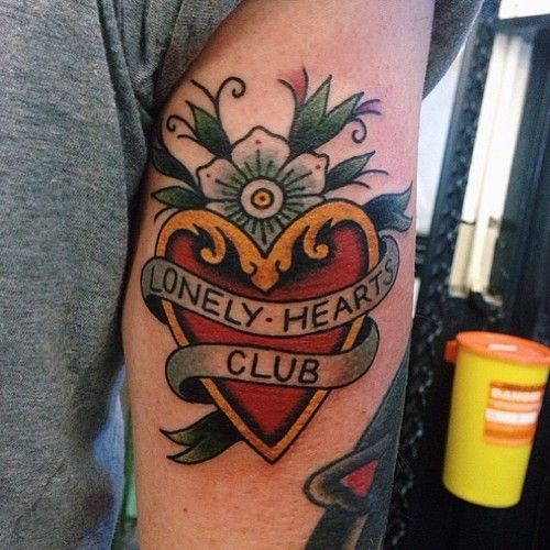 Hannah Louise Clark - Rain City, Manchester. #tattoo  #ink   #heart