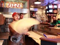 Pizza Brain / Philadelphia's Kensington neighborhood