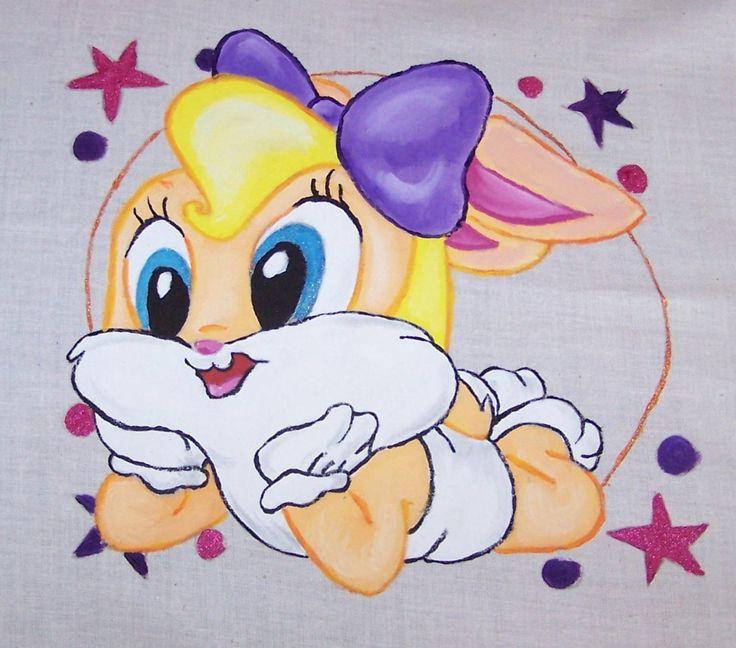 32 mejores imgenes de Baby Lola Bunny en Pinterest  Conejito