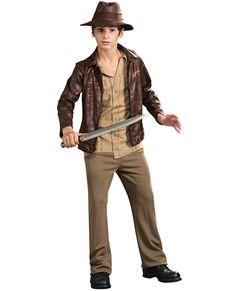 7fba9e24517b2 Disfraz de Indiana Jones para adolescente Disfraces