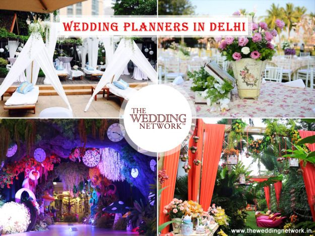 Behind every great party is a good plan. For a relaxed wedding,Wedding Planner in Delhineeds structure. Creates a schedule. Let the suppliers and helpers know when something should take place and make someone a connecting person between catering and location if something does not go as planned.