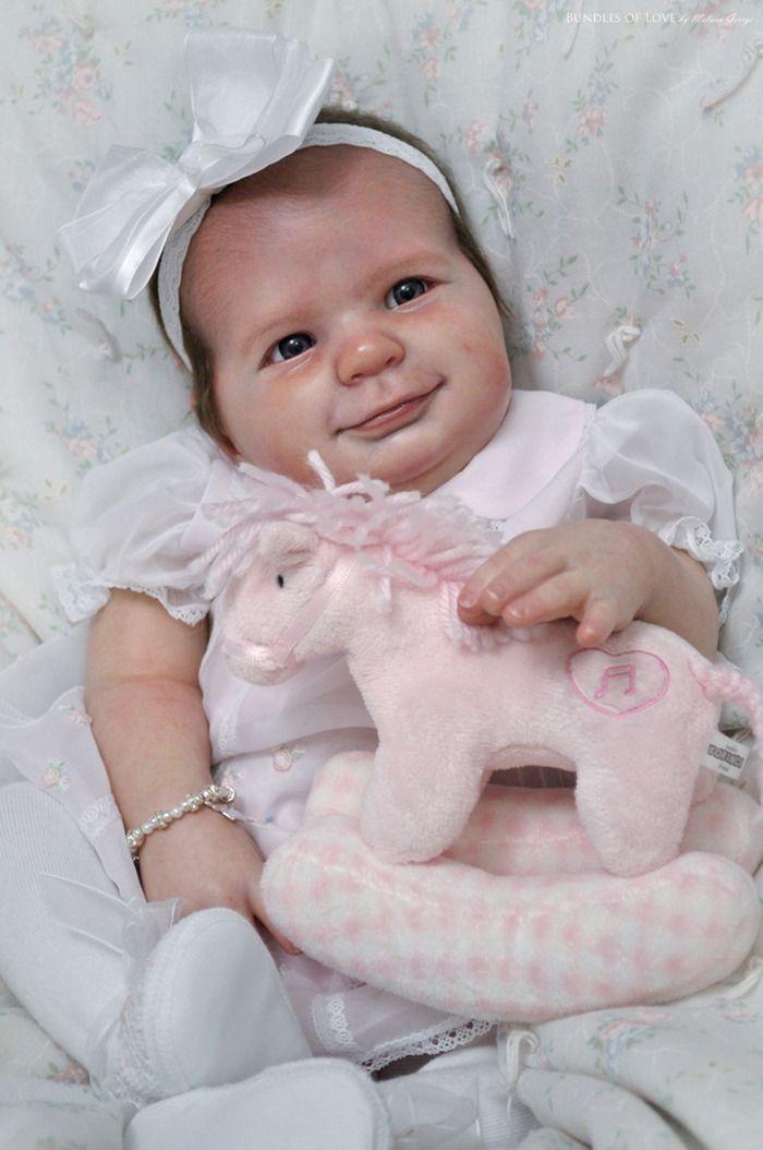 Eliza By Donna Rubert Them Reborn Babies Pinterest