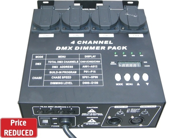 4channel dimmer