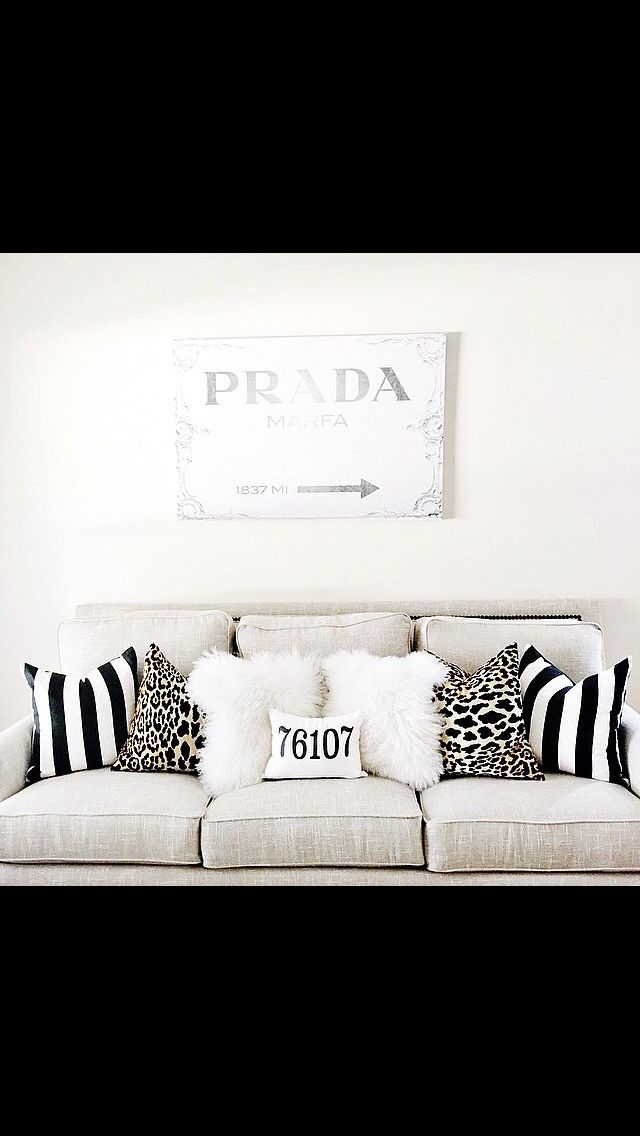prada marfa canvas z gallerie m bel pinterest leinwandbilder selber machen prada. Black Bedroom Furniture Sets. Home Design Ideas