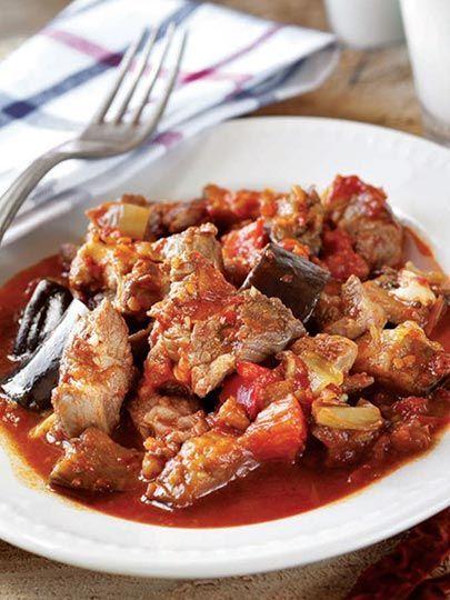 Patlıcan kebabı Tarifi - Türk Mutfağı Yemekleri - Yemek Tarifleri