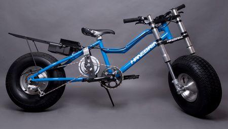 HaneBrink, bicicleta eléctrica para todo terreno   Geek's RooM