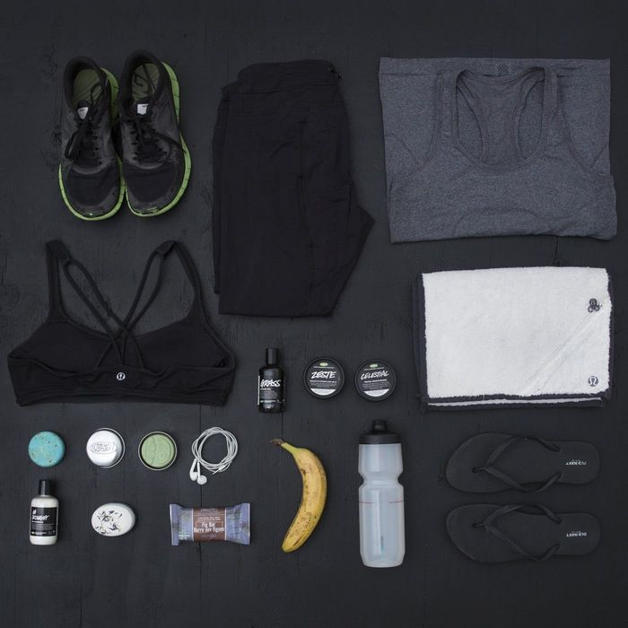 Pack it up, pack it in, take it to the gym! All your gym bag essentials.