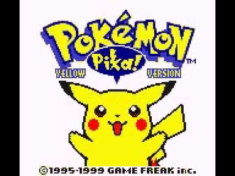 How did Game Freak pull off the perfect color intro on Pokemon Yellow(a GB cartridge)?