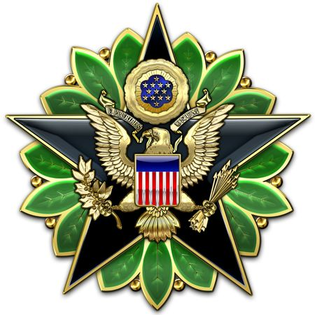 Military Insignia 3d U S Joint Chiefs Of Staff General