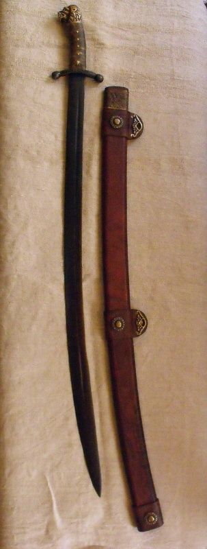 Hungarian (Magyar) Saber, Hunarchery The Recurve Bow Store Get Recurve Bows at https://www.etsy.com/shop/ArcherySky