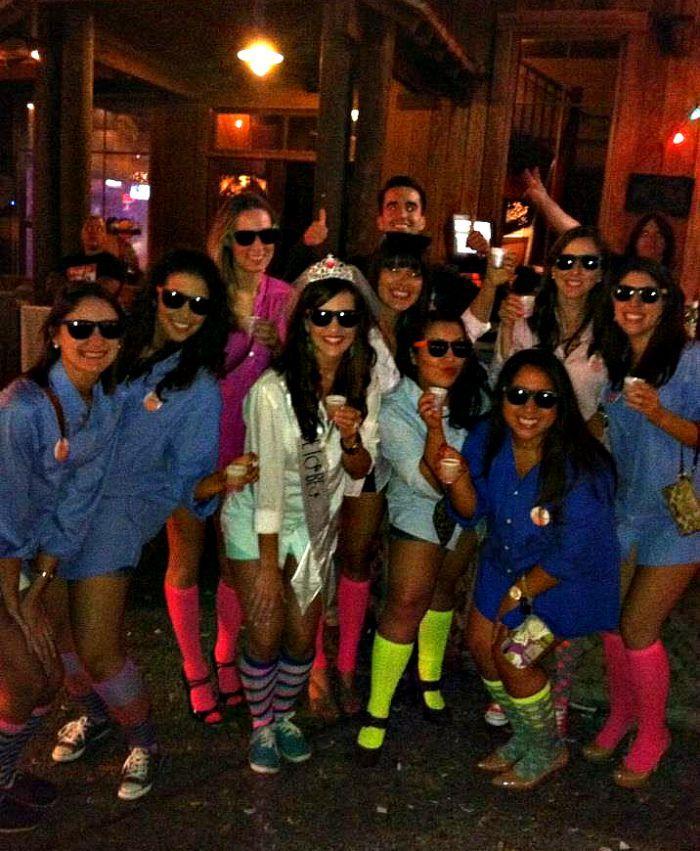 Ashley's Risky Business Bachelorette Party
