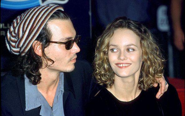 Johnny Depp Photo - A Look Back: Johnny Depp and Vanessa Paradis