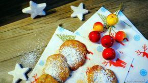Bratapfel, Cookies, Bratapfelplätzchen, Kekse, Weihnachten, Weihnachtsplätzchen, Nelken, Zimt, Butteräpfel, Muscovado-Zucker, brauner Zucker