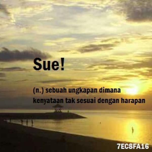 comma wiki #sue!