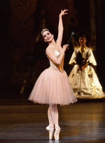 Jenifer Ringer as the Sugar Plum Fairy - New York City Ballet