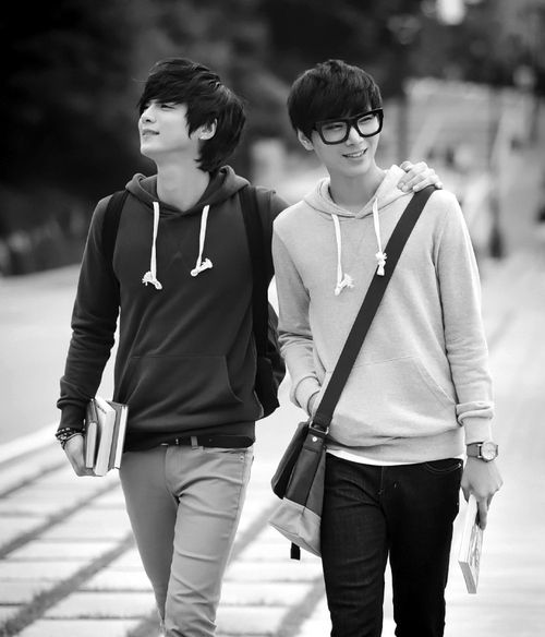 Image result for gay couple black and white asia
