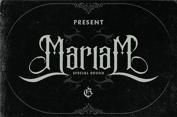 The Mariam story (update) - Blackletter