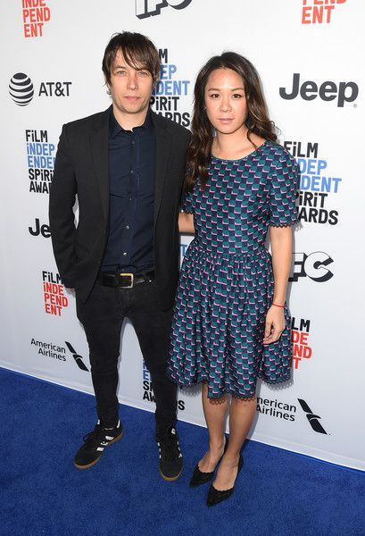 Sean Baker and Samantha Quan attend the Film Independent Spirit Awards Nominee Brunch at BOA Steakhouse on January 6, 2018 in West Hollywood, California.