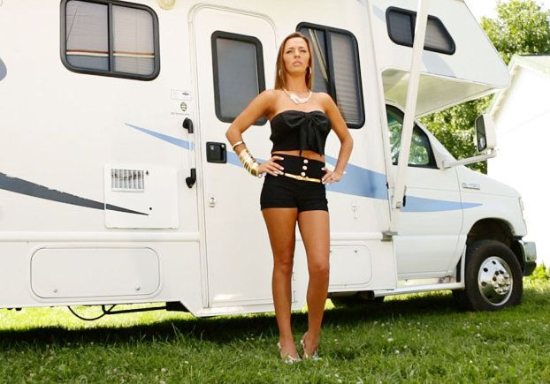 Kayla is the epitome of a traditional gypsy housewife. She ...