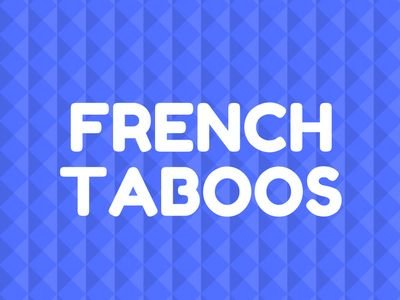 how to say not sharing in french