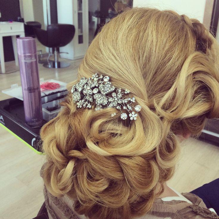 Bride hairidea