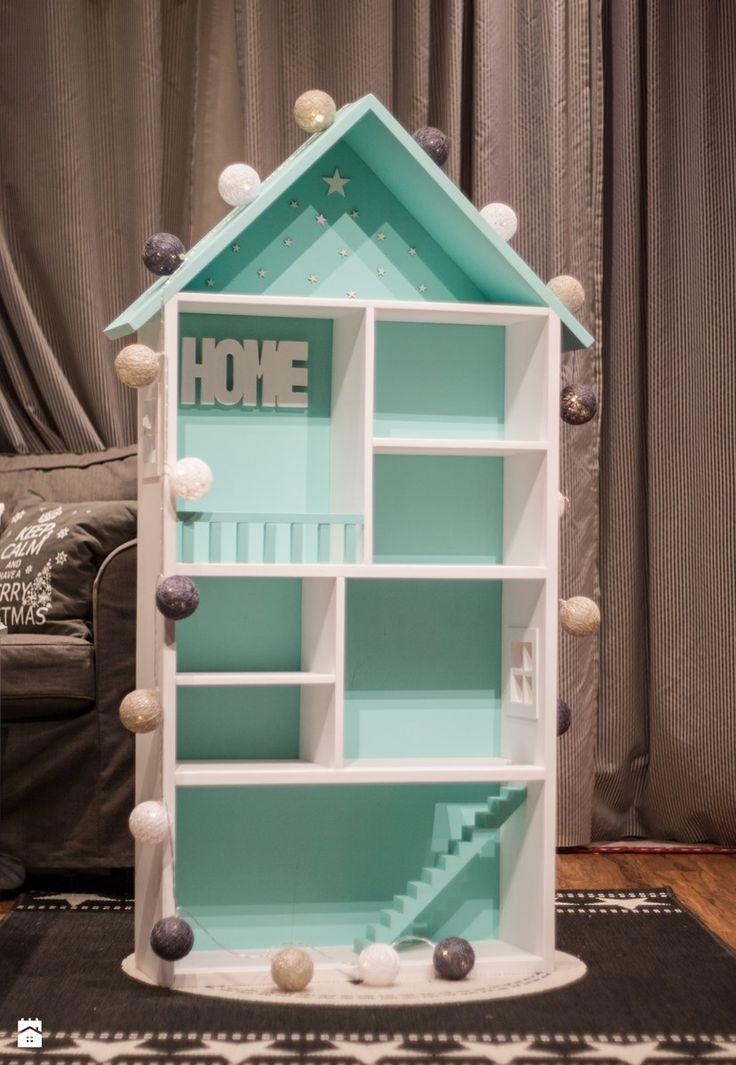 Domek dla lalek - projekt indywidualny Pokój dziecka - zdjęcie od mywoodvillage