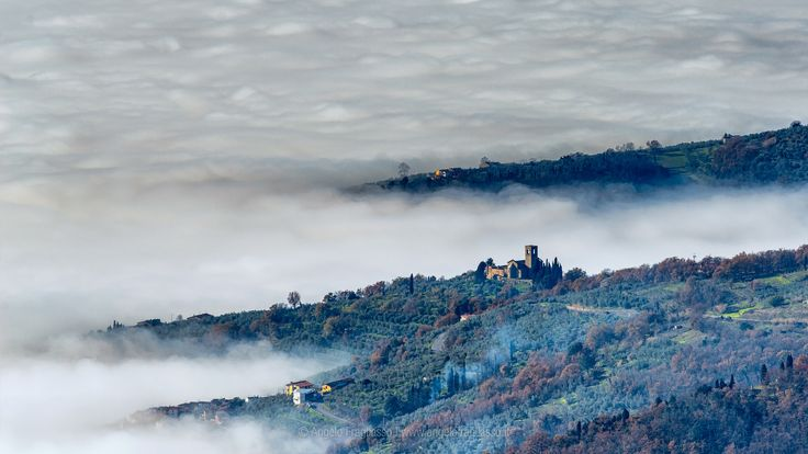 Out of the fog by Angelo Fragliasso on 500px