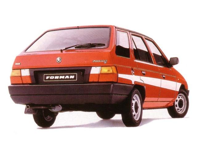 Škoda Forman