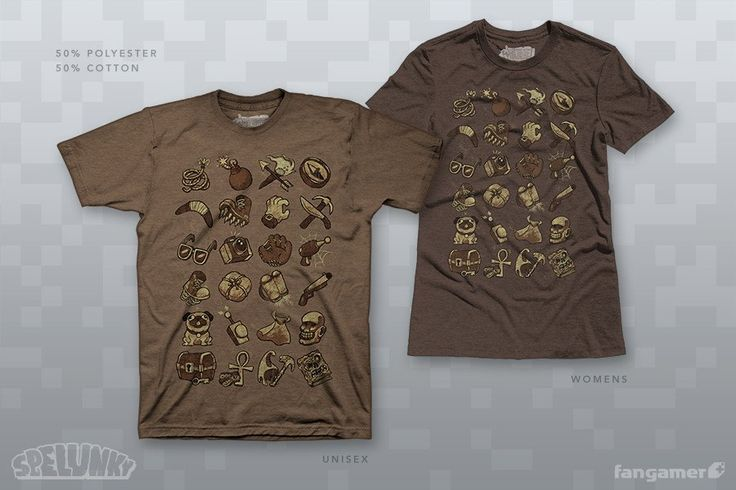Fangamer - Spelunky - Cave Cache