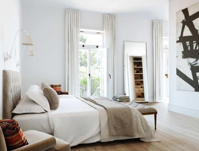 Stockholm Vitt - Interior Design: Industrial Modern Classic