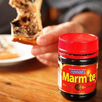 Marmite. Nuff said.