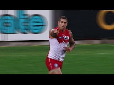 SwansTV: Buddy kicks a bag R17