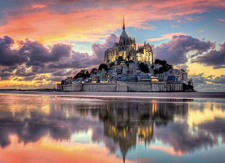Clementoni Puzzle 1000 Teile Mont Saint-Michel (39367) in Spielzeug, Puzzles & Geduldspiele, Puzzles | eBay! | http://nextpuzzle.de/detailview/puzzle-mont-saintmichel/214